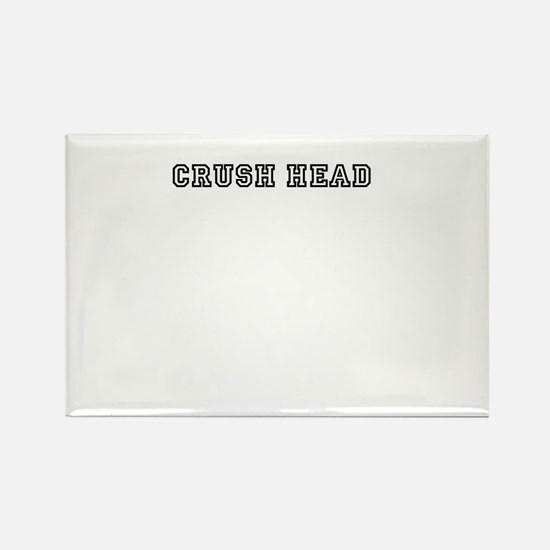 Crush Head Rectangle Magnet