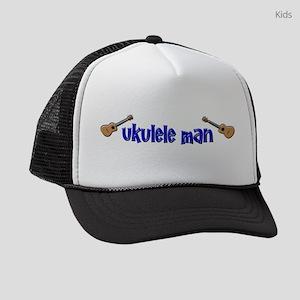 uke ukuele hat Kids Trucker hat