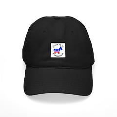 Proud Democrat Baseball Hat