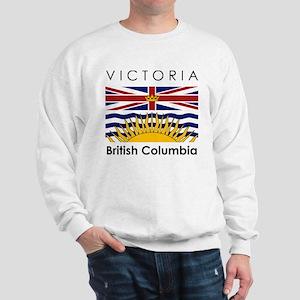 Victoria British Columbia Sweatshirt