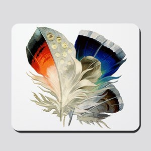 Feathers Mousepad