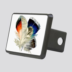 Feathers Rectangular Hitch Cover