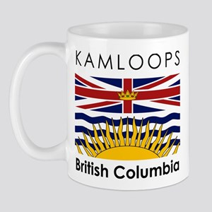 Kamloops British Columbia Mug