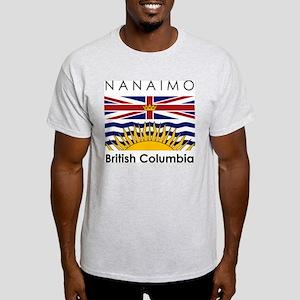 Nanaimo British Columbia Ash Grey T-Shirt