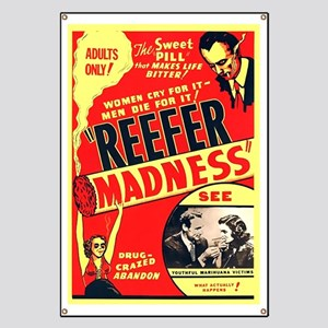 Reefer Madness Banner