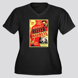 Reefer Madness Plus Size T-Shirt