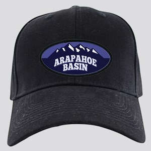 Arapahoe Basin Midnight Black Cap