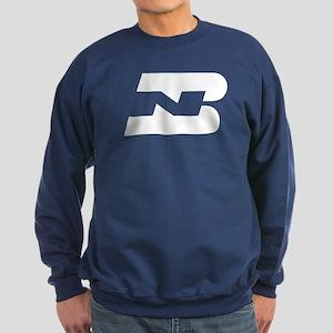 Burlington Northern railroad Sweatshirt