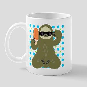 Ice Cold Slothsicle Mug