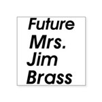 Future Mrs Sticker