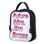 Future Mrs Neoprene Lunch Bag