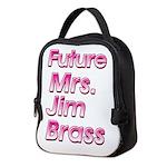Future Mrs Neoprene Lunch Bag