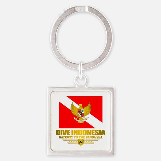 Dive Indonesia Keychains