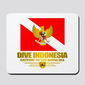 Dive Indonesia Mousepad