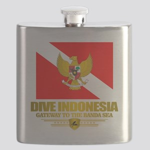 Dive Indonesia Flask