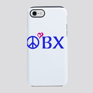 Outer Banks, OBX, Peace, love, iPhone 7 Tough Case