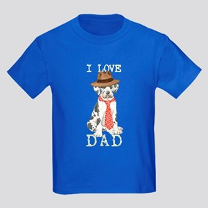 Great Dane Dad Kids Dark T-Shirt