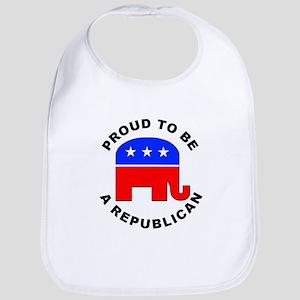 Proud Republican Bib