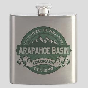 Arapahoe Basin Forest Flask