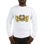 Masonic York Rite Lions Long Sleeve T-Shirt