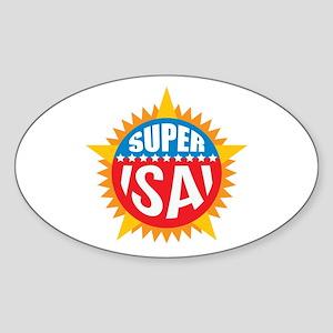 Super Isai Sticker