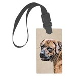 Tosa Inu Large Luggage Tag