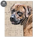 Tosa Inu Puzzle