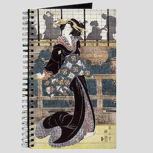 Toka No Geigi - Eizan Kikukawa - c1810 - woodcut J