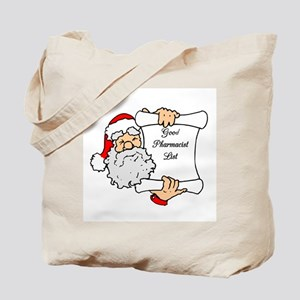 Good Pharmacist List Tote Bag