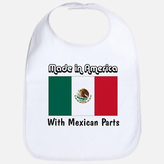 Mexican Parts Bib