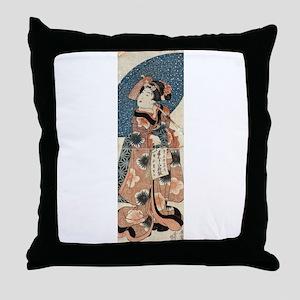 Young Lady Carrying A Calendar - Kunisada Utagawa