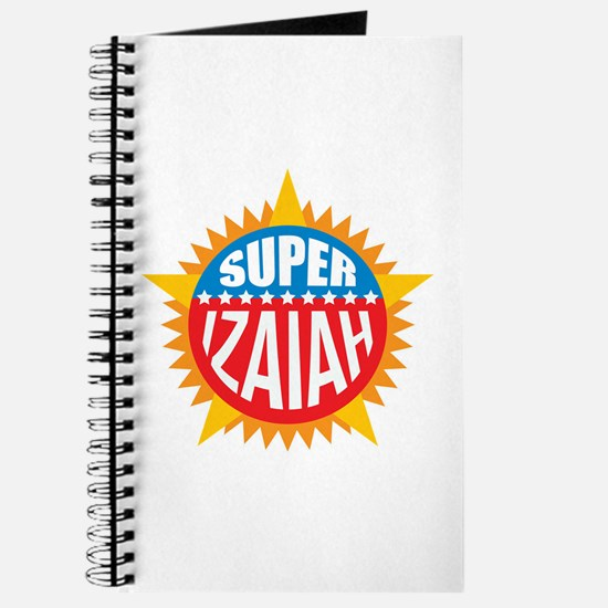 Super Izaiah Journal