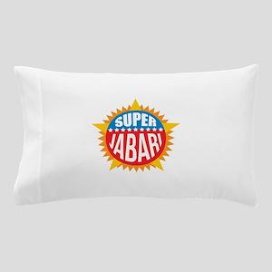 Super Jabari Pillow Case