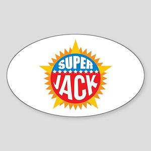 Super Jack Sticker