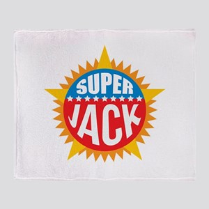 Super Jack Throw Blanket