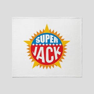 Super Jack Throw Blanket