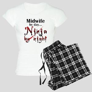 Midwife Ninja Women's Light Pajamas