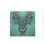 Feathered Serpent Postcards (Package of 8)