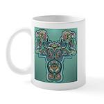 Feathered Serpent Mug
