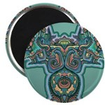 Feathered Serpent Magnet