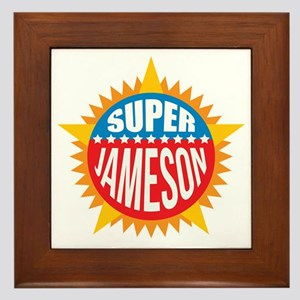 Super Jameson Framed Tile