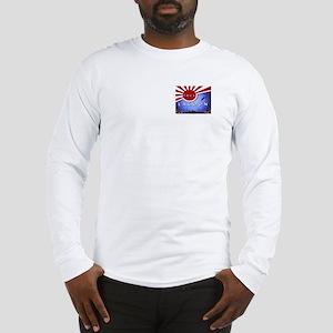 Truk Lagoon Wreck Diver Origi Long Sleeve T-Shirt