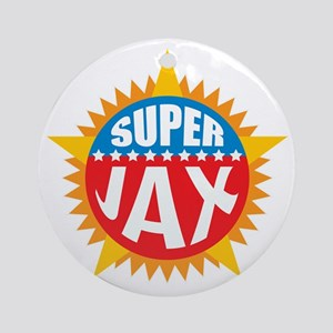 Super Jax Ornament (Round)