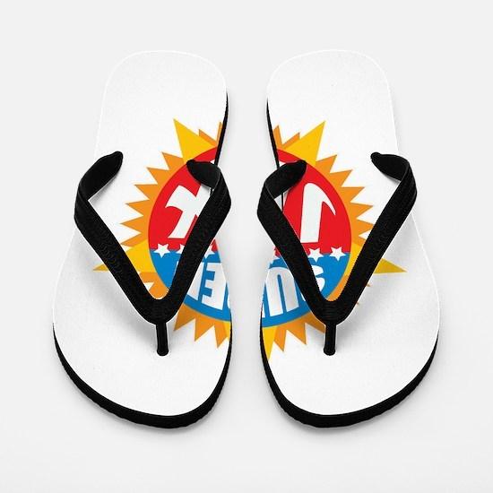 Super Jax Flip Flops