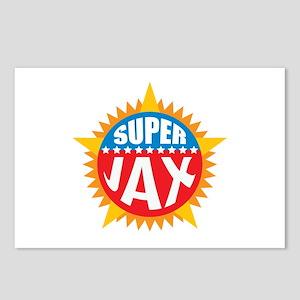 Super Jax Postcards (Package of 8)