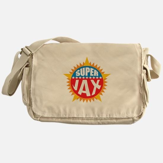 Super Jax Messenger Bag
