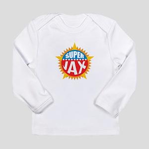 Super Jax Long Sleeve T-Shirt
