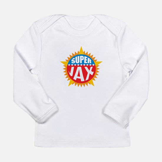 Super Jax Long Sleeve T-Shirt