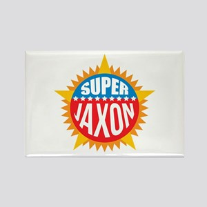 Super Jaxon Rectangle Magnet