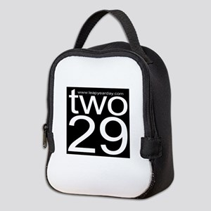 two29 Neoprene Lunch Bag